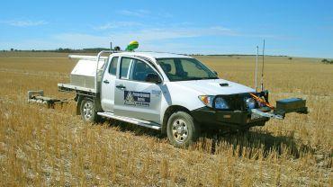 Using ground-based EM and radiometrics to map soil amelioration