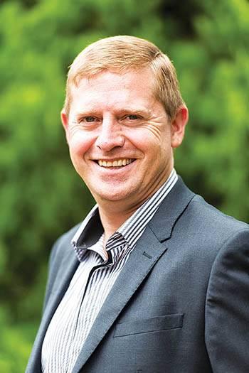 Ag Institute Australia chair Dr Turlough Guerin.  Photo: Richard Bulley