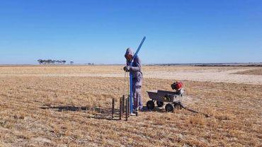 Optimum soil sampling strategies for the west