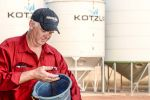 Outsourced seed sizing proves worthwhile for Gregadoo continuous croppers