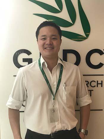 GRDC enabling technologies officer Dr John Rivers. PHOTO GRDC