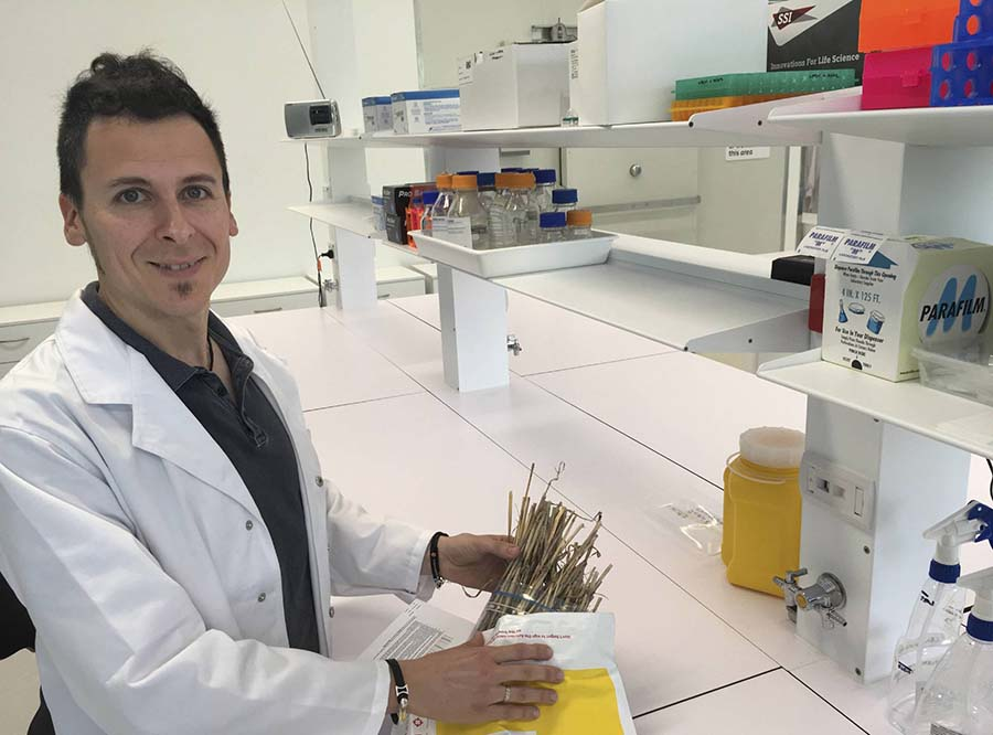 Dr Fran Lopez-Ruiz, of Curtin University. PHOTO GRDC