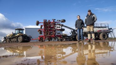 Search for tools to lift high-rainfall yields