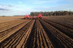 CTF and raised beds essential to manage moisture in the HRZ