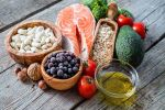 Whole grains and legumes contribute to health benefits of a Mediterranean diet