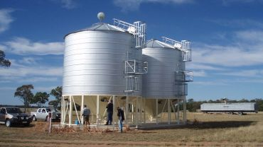 Grain storage expert urges growers to stay alert for changing grain conditions