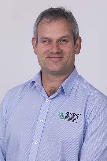 Ron Osmond, GRDC