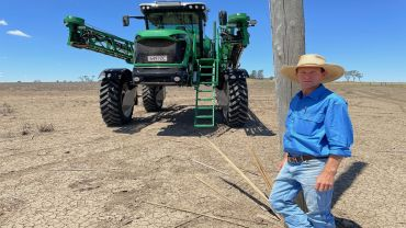 'Lucky' Phil urges powerline safety