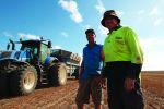 Fast start for winter crops fuels optimism