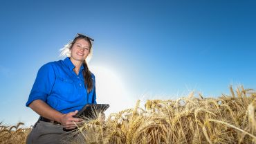 Trainee program future-proofing grains science