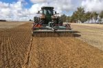 Match strategic tillage implements to soil type and constraint for effective amelioration