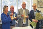 WA, Japan celebrate 30-year anniversary of udon noodle wheat segregation